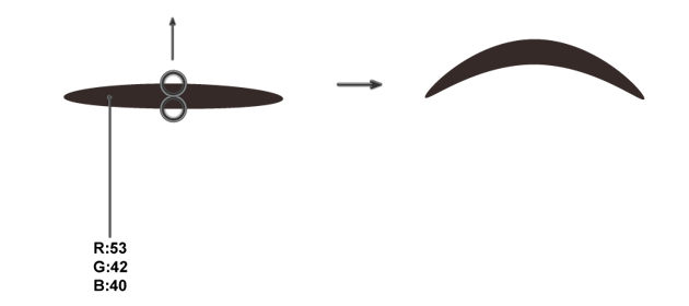 how to create the eyebrow