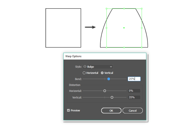 how to create the dress