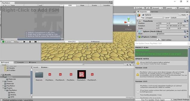 Install playMaker Editor