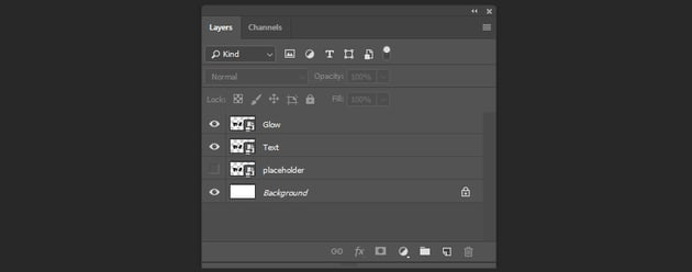 Renaming the layers