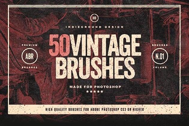 httpsgraphicrivernetitem50-vintage-brushes-set8146217