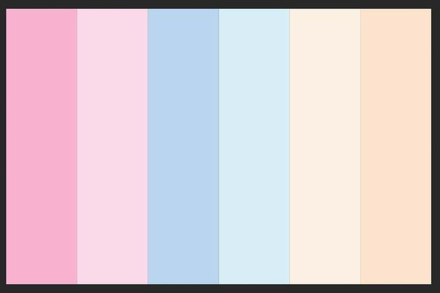 cmyk color scheme preview