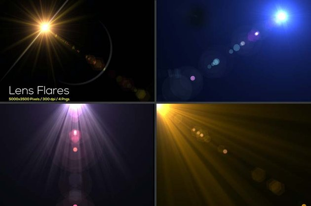 Lens Flares V1