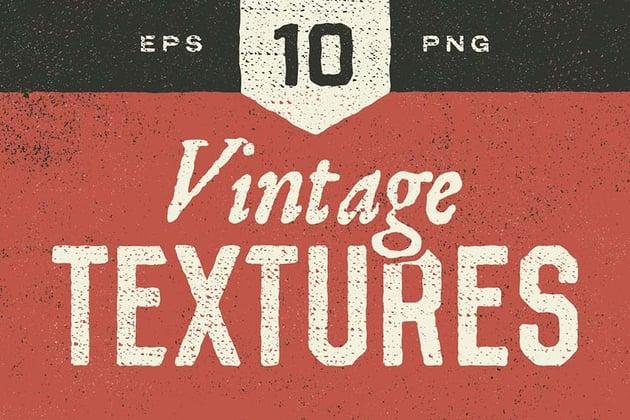 vintage textures pack