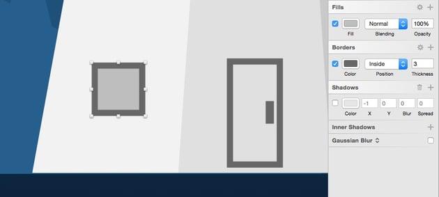 Create window shape