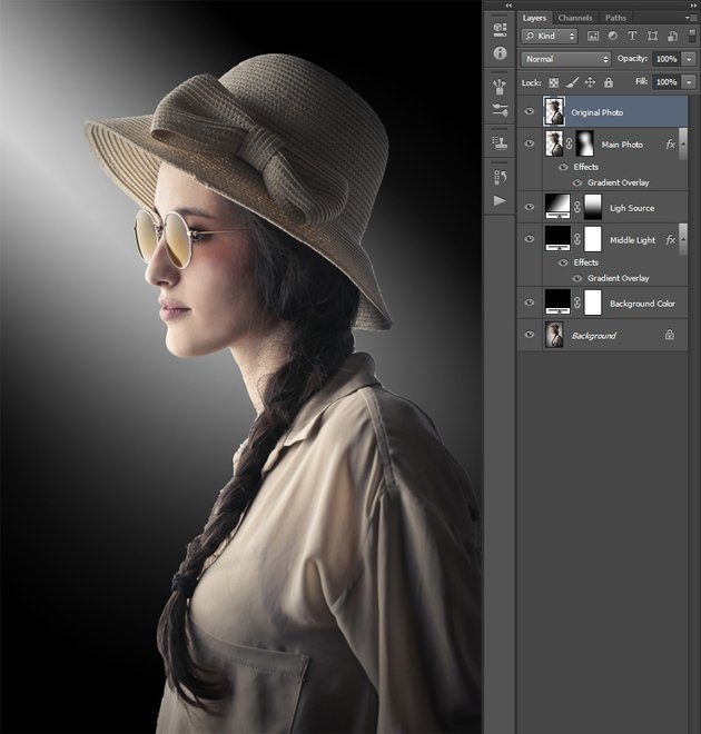 Removing the layer mask