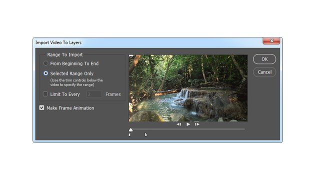Importing video