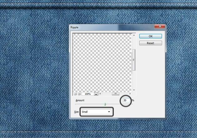 Filter Distort Ripple