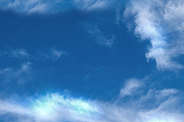 How to Make Clouds in Photoshop Tutorial Clouds Background