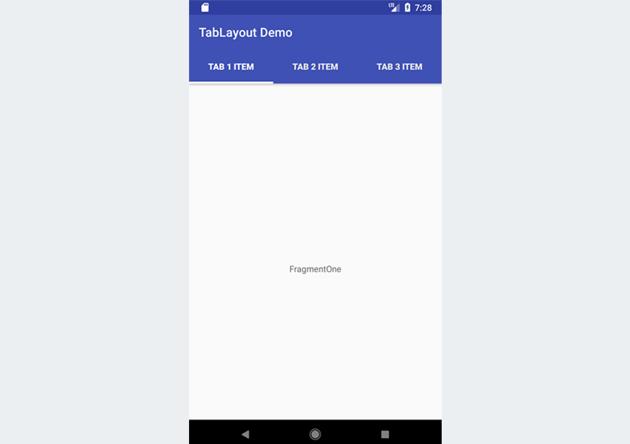 Final demo app