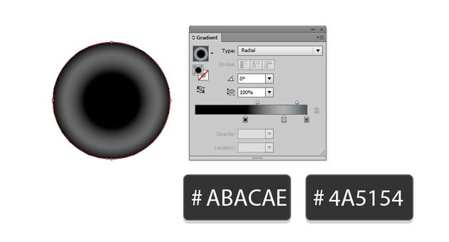 black to ABACAE to 4A5154