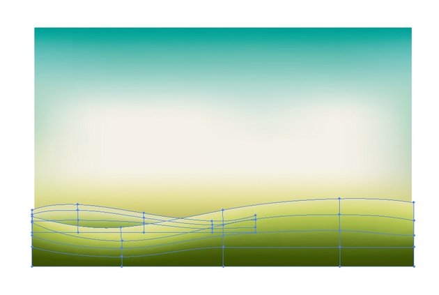 arrange the hills