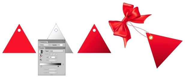 triangle label