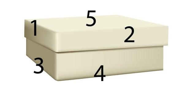 assemble the gift box