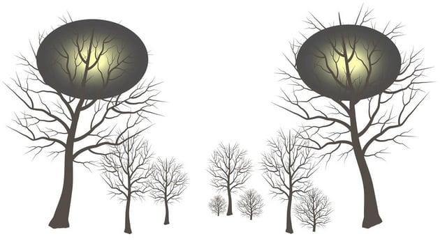 copies of trees