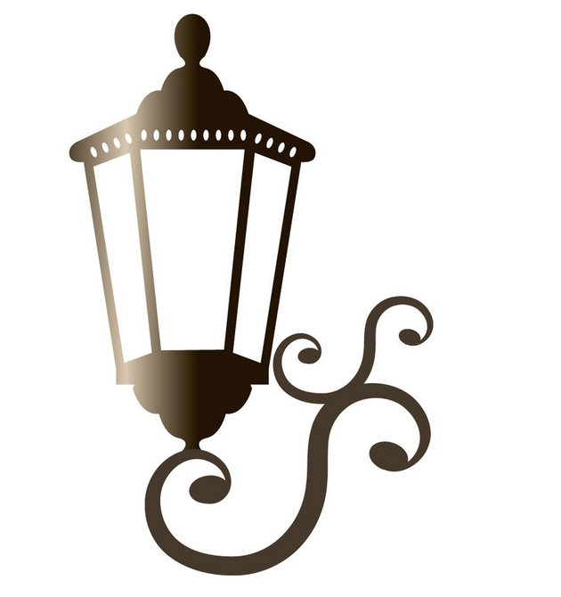 add curve to lamp