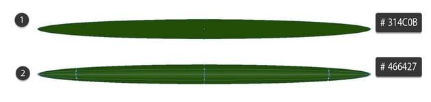 mesh ellipse