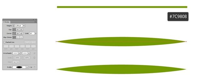 draw leaf