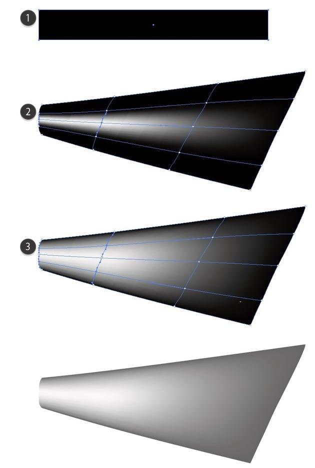 mesh spotlight