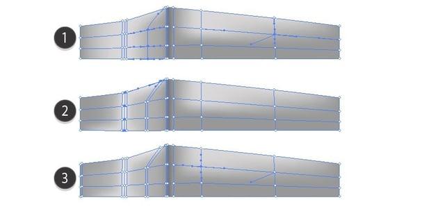 gradient mesh