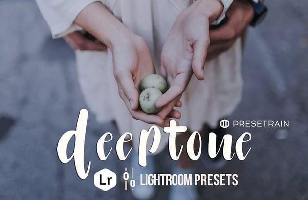 Deeptone Lightroom Preset