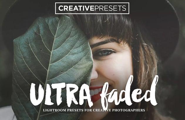 Ultra Faded Lightroom Presets