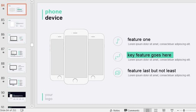 Key feature