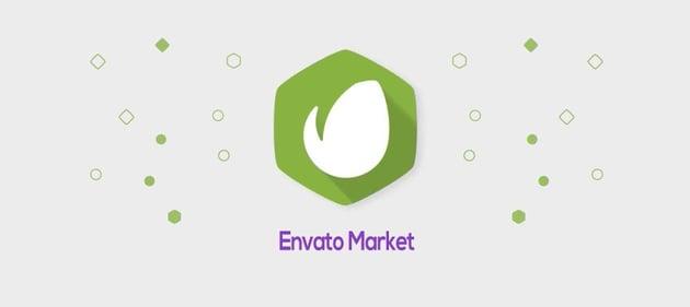 Envato Market Flat logo