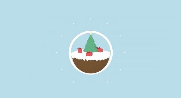 Flat Christmas