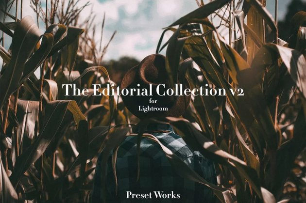 The Editorial Collection v2 by Presetworks
