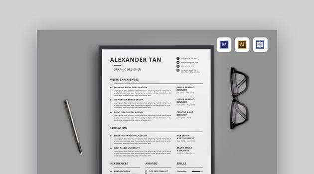 Alexander Resume