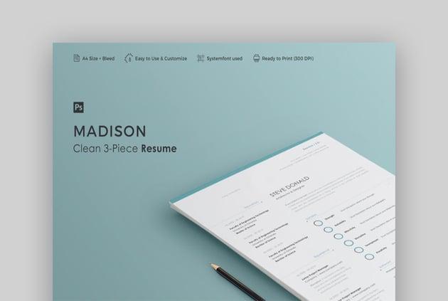 Resume Madison