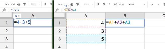 Excel Formula Sample
