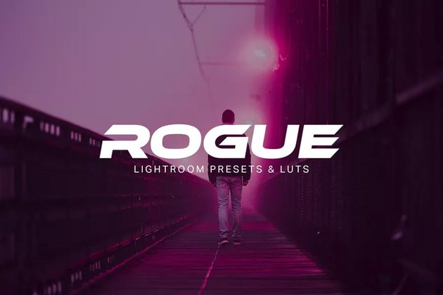 Rogue Lightroom Presets