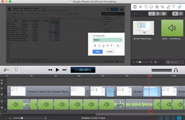 Screencasting Example
