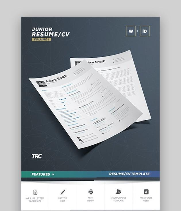 Resume CV Template