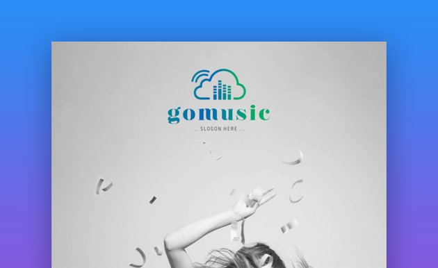 Cloud Music Logo