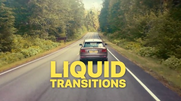 Liquid Transitions Example