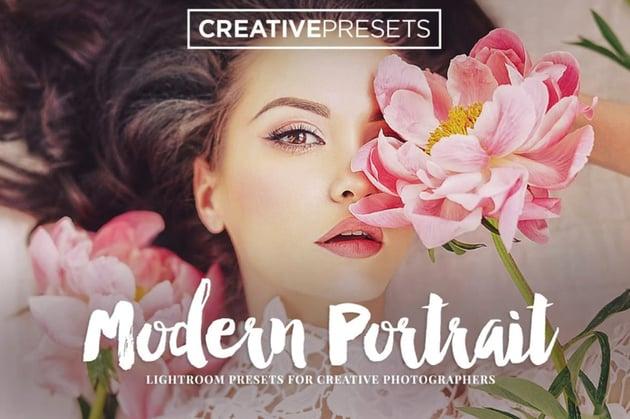 Modern Portrait Lightroom Presets