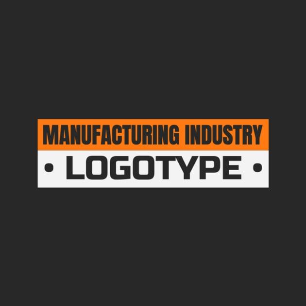 Logo Maker for Manufacturing Tech