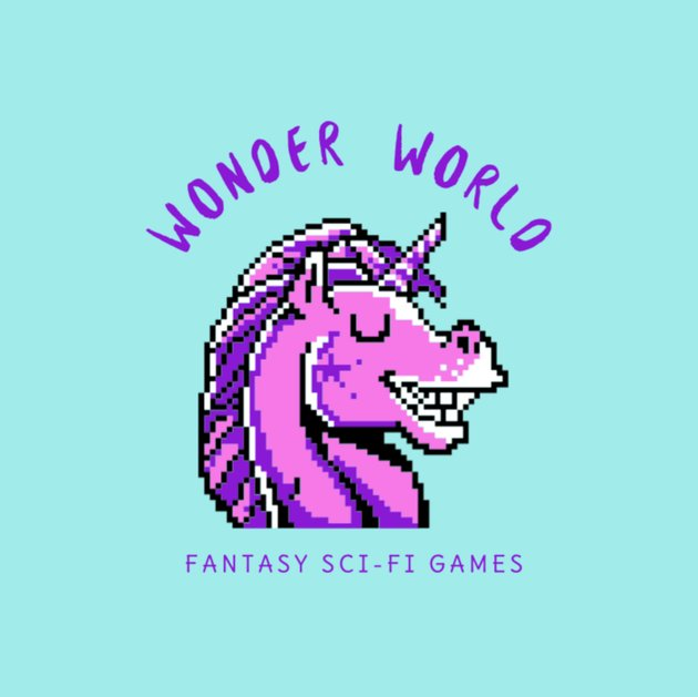 Unique Logo for gaming