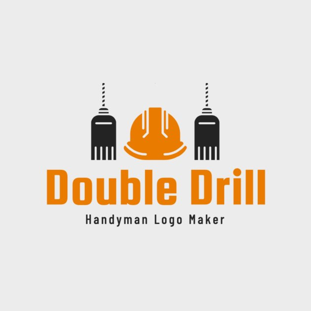 Logo Template for a Handyman