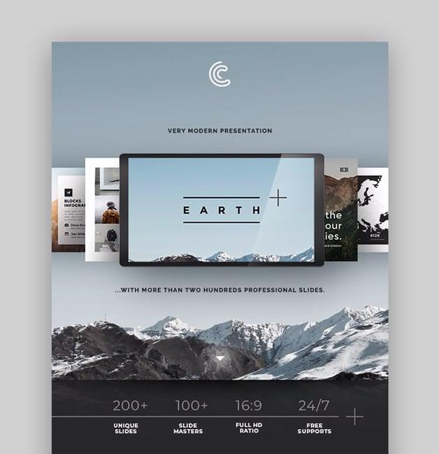 Earth Beautiful PowerPoint Presentation