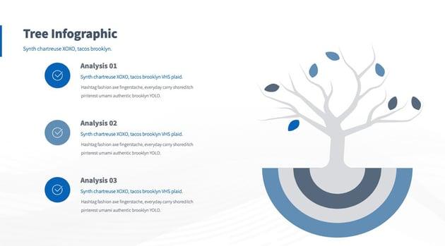 The Tree Infographic