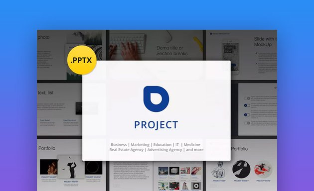 Project Professional Template