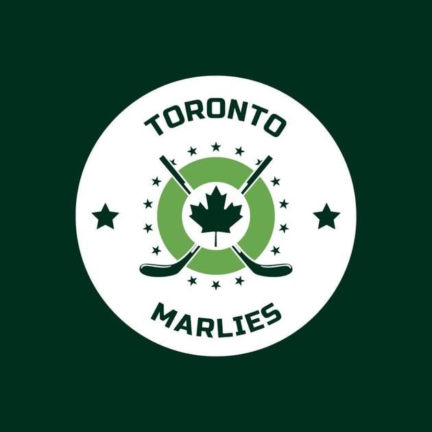 Hockey Logo Design Template