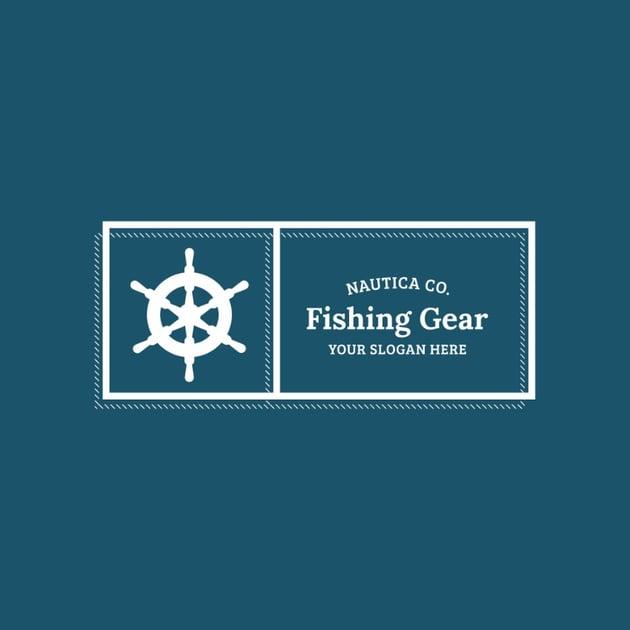 Logo Maker for Fishing Supplies