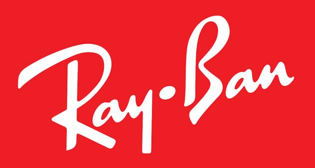 Ray Ban Logo Design