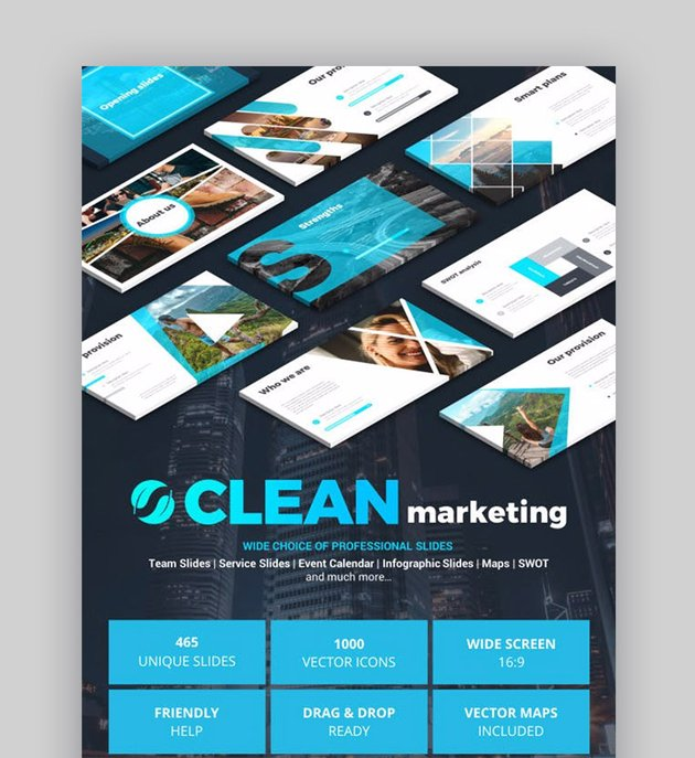 Clean Marketing