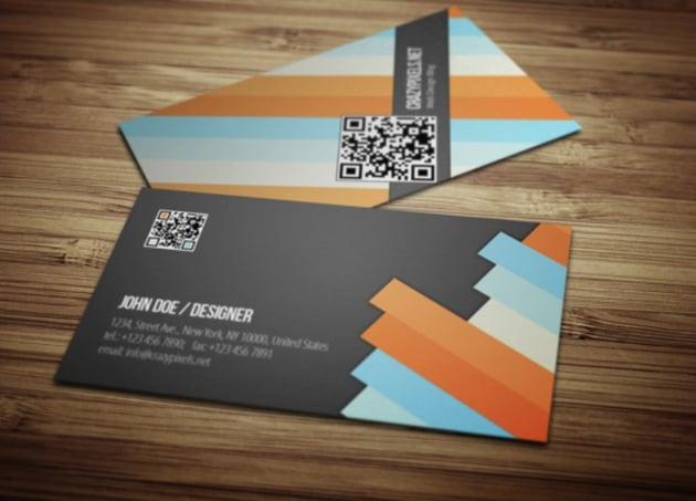 Corporate Business card bundle - 3
